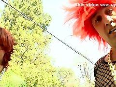Horny pornstar Chloe Bright in amazing big tits, fetish sex clip