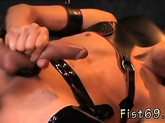 Mexican boys fisting and gay twink rubber Ryan is a cool