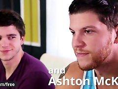 Men.com - Ashton McKay and Will Braun - Partn