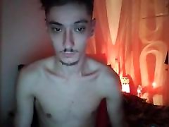 5. Cute Gay Boy With Very Hot Ass And Hole On Doggy On Cam