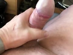 Gorgeous big cock being wanked laots of cum