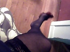 Louise JOI In Nylons