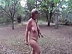 Mature submissive bitch exhibitionist
