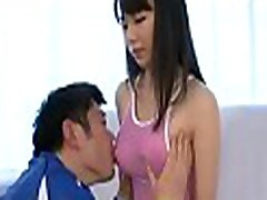 Breasty dilettante asian hardcore