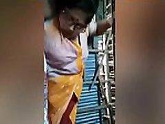 Nepali Aunty BBW Video Call From My Phone HD601