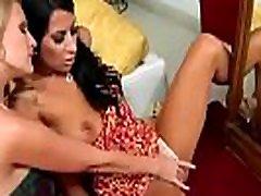 Brianna Ray &amp Sophia Bella Hot Mature Lesbians Make Love On Tape clip-17