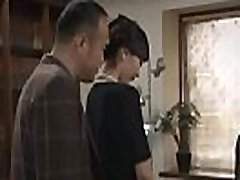 Japanese Wife gangbang in stockings - More at Elitejavhd.com