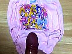 cum on Teen&039s Panties 2
