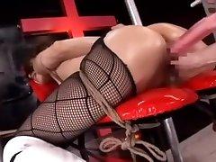 Fabulous Japanese chick Hirai Ayana in Best Fetish, BDSM JAV video