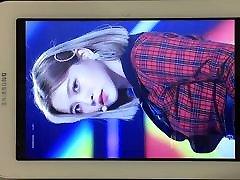 Red Velvet Yeri Cum Tribute