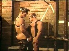 Best german too big gay video with BDSM, Latex scenes