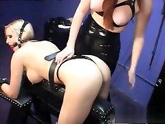 Amazing pornstars Kasorn Swan and Dave Hardman in crazy lesbian, milfs adult video