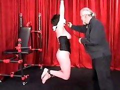 Amazing amateur BDSM, Big Tits adult clip