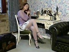 Horny Retro, DildosToys porn scene