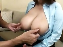 Amazing homemade Big Nipples, Big Natural Tits porn scene