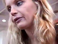 Fabulous amateur Strapon, BDSM xxx movie