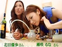 Amazing Japanese chick in Fabulous Big Tits, Cunnilingus JAV video
