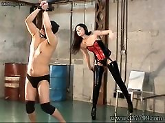 Mistress whipping card game