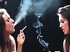 Felix and Vanessa1 smoking 120s elegant smoking fetish