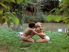 Hottest pornstar in fabulous straight, vintage porn video