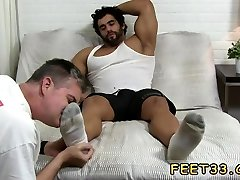 Galleries of black men toes gay sexy Alpha-Male Atlas Worshi