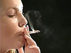 Colight Smoking Fetish Sexy Busty Hotties Ivy And Arlene Smoking - 6