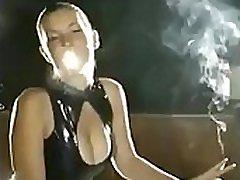 Colight Smoking Fetish Ivy 120s In Elegant Sexy Dress