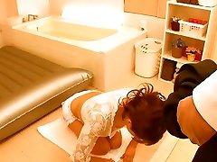 Horny Japanese girl Ria Horisaki in Incredible Fetish, bbwpick upcom JAV video