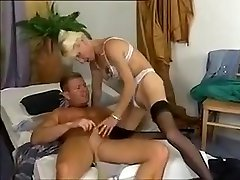 Exotic Amateur record with Stockings, Fetish scenes