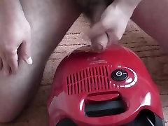 Men fucking vacuum cleaner
