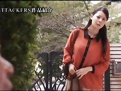 Horny Japanese whore Kaho Kasumi in Crazy BDSM, hottie mom and son JAV movie
