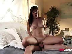 Wife Alana Cruise Squirting From Hot Fuck