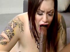 Big Tit BBW Slut Marilyn Mayson Fucks Big Black Cocks