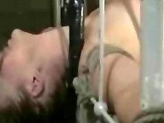 Pervert solo gay men intense bondage and hardcore fucking