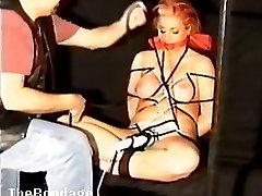 BBW Bondage Orgasms