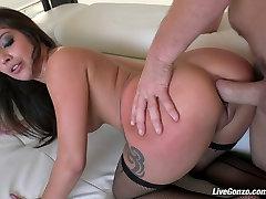 LiveGonzo Jynx Maze Teen Latina Anal Sex