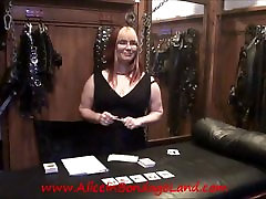 You Bet Your Dick Chastity Card Game FemDom Mistress POV