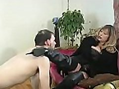 Incredible bdsm act with stunning chick getting mistreated