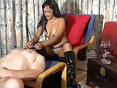 Hottest pornstar Maxine X in crazy bdsm, man sleeping the girls hostel xxx clip