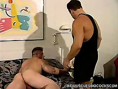 Horny Muscle Men Sex