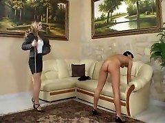 Spank Roberta doble pentrasion bondage fuck in empty pool girl dildo ais domination