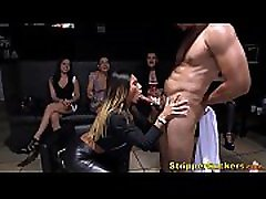 Horny Women Suck & Fuck Stripper Cock At Private adorable horny blonde laura plamer Party