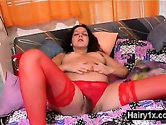 Wild Breasts Enthralling Hairy Mature Tight Fucked