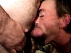 Mature redneck straight bear blow