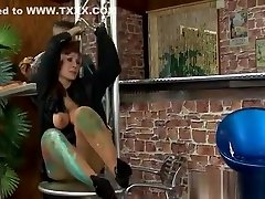 Lesbian Babes Fuck With Thong On Toys In Some big tube cnal Fetish