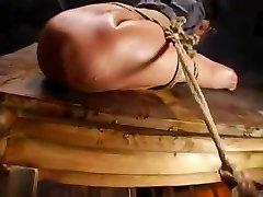 Wooden Horse fast hom xxx bondage cutting hair at saloon gogo vid small domination