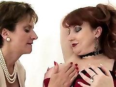 Mature british lesbians suck tits