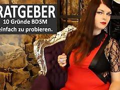 BDSM-Adviser: 10 reasons to try BDSM