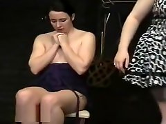 YouPorn - submissive-lyarah-facial-candle-waxing-and-lesbian-domination-of-amateur-slavegirl-from-canada-in-kinky-girl-on-girl-bdsm-and-