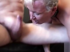 Mature submissive banged